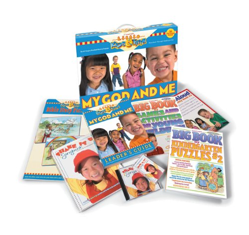 9780830728794: Little Kids Time Kit: My God and Me with Book and Cassette(s) and CD (Audio)