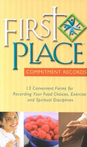 9780830729012: First Place Commitment Records