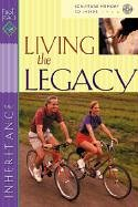 9780830729289: Living the Legacy (First Place Bible Study Series)
