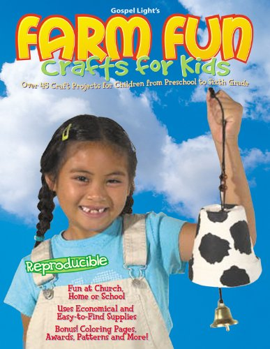 9780830729906: Farm Fun Crafts for Kids Craft Book