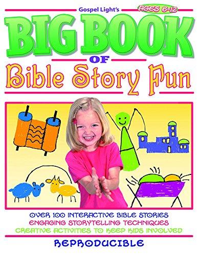 9780830730599: The Big Book of Bible Story Fun (Big Books)