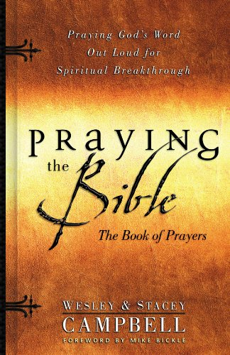 9780830730674: Praying the Bible: The Book of Prayers