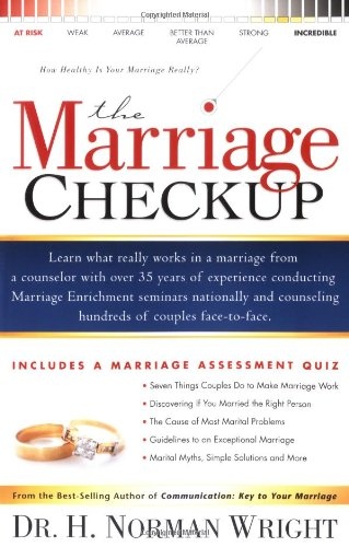 9780830730698: The Marriage Checkup