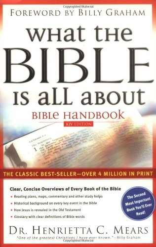 9780830730865: What the Bible Is All About Handbook: KJV Edition