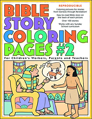 9780830730957: Bible Story Coloring Pages #2
