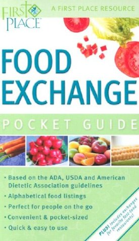 9780830732326: First Place Food Exchange Pocket Guide