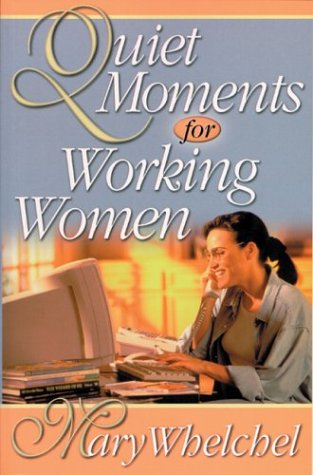 9780830734771: Quiet Moments for Working Women