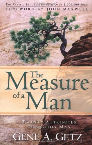 9780830734955: The Measure of a Man: Twenty Attributes of A Godly Man