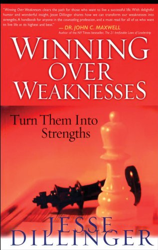 Winning over Weaknesses : Turn Them into: Jesse Dillinger
