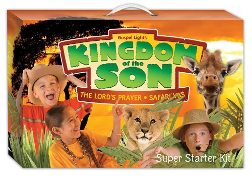 9780830735778: Kingdom of the Son Super Starter Kit (Kingdom of the Son VBS)