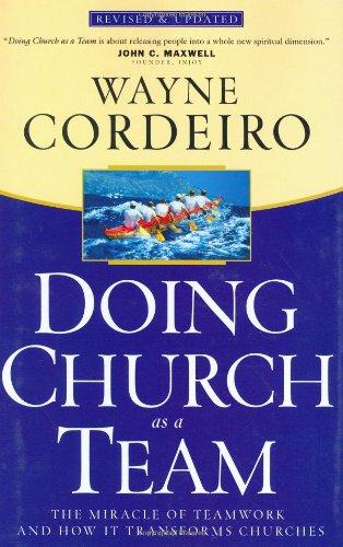 9780830736805: Doing Church as a Team