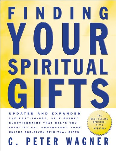 9780830736942: Finding Your Spiritual Gifts Questionnaire