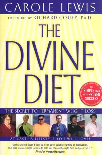 9780830737178: The Divine Diet: The Secret to Permanent Weight Loss