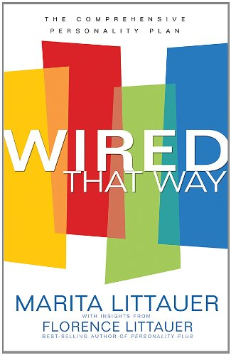 9780830738403: Wired that Way: The Comprehensive Personality Plan