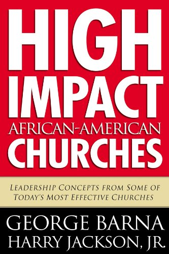 9780830738984: High Impact African American Churches: Leadership Concepts from Some of Today's Most Effective Churches