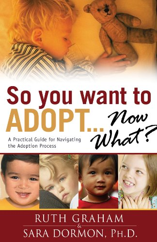 9780830738991: So You Want to Adopt...Now What?: A Practical Guide for Navigating the Adoption Process