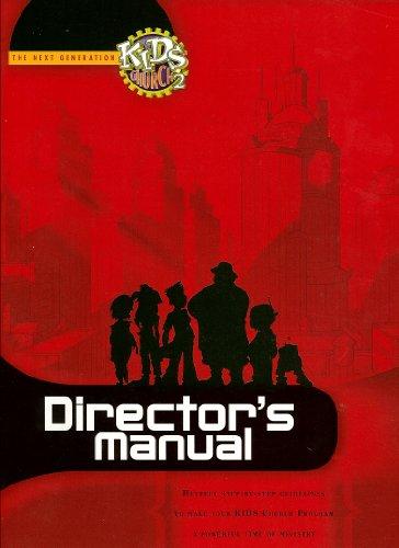 9780830741175: Director's Manual (The Next Generation - KIDS Church 2)
