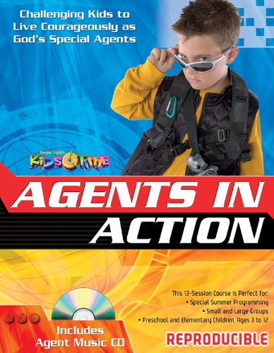 9780830742745: Agents in Action Leader's Guide with Music CD