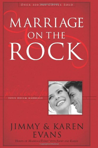 9780830742912: Marriage on the Rock: God's Design for Your Dream Marriage