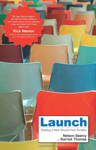 9780830743100: Launch: Starting a New Church from Scratch