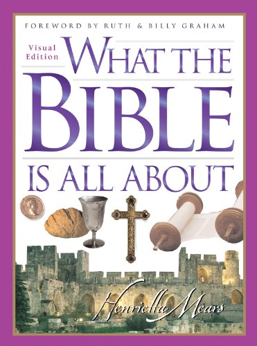 9780830743292: WHAT THE BIBLE IS ALL ABOUT VISUAL ED