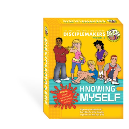 9780830743322: Knowing Myself Kit: Disciplemakers Volume 2 (KIDS Church)