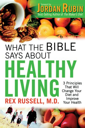 Image result for what the bible says about healthy living book