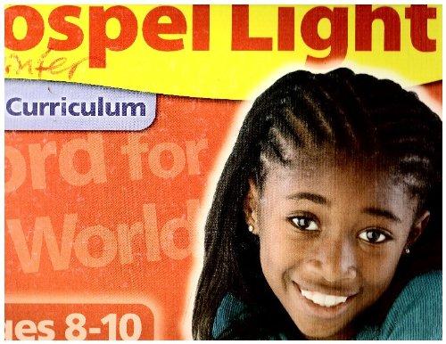 9780830744671: Gospel Light Sunday School Curriculum Ages 8-10 (Box Kit)