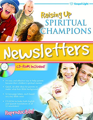 9780830744930: Raising Up Spiritual Champions Newsletter