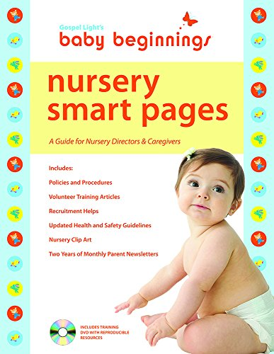 9780830744985: Baby Beginnings Nursery Smart Pages: A Guide for Nursery Directors & Caregivers
