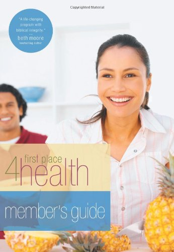 9780830745241: First Place 4 Health Member's Guide