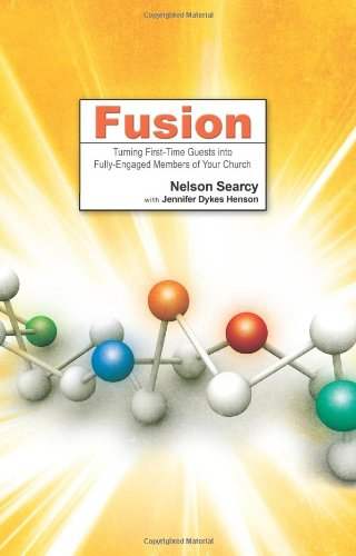 9780830745319: Fusion: Turning First-Time Guests into Fully-Engaged Members of Your Church