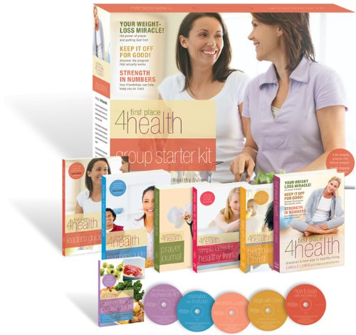 9780830745906: Group Starter Kit (First Place 4 Health)