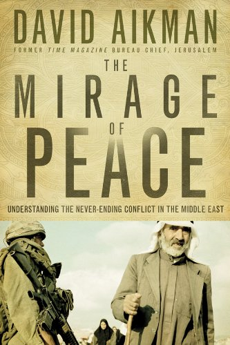 9780830746057: The Mirage of Peace: Understanding the Never-Ending Conflict in the Middle East