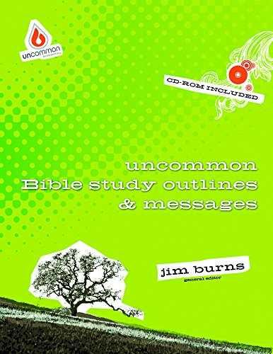 9780830746330: Uncommon Bible Study Outlines & Messages