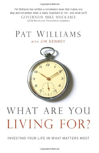 9780830746644: WHAT ARE YOU LIVING FOR?