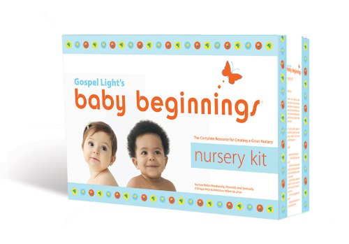 9780830746743: Baby Beginnings Nursery Kit (Nursery Bible Curriculum)