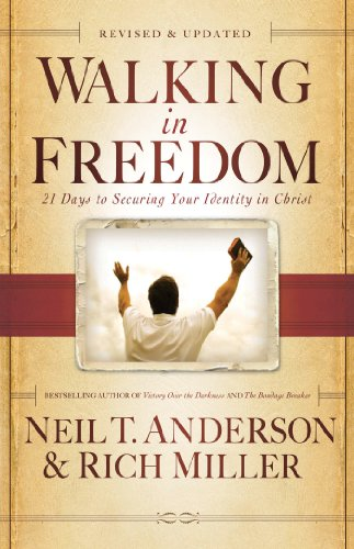 9780830747184: Walking in Freedom: 21 Days to Securing Your Identity in Christ