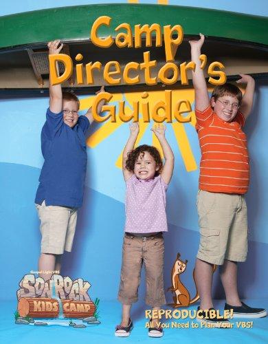 9780830747429: SonRock Kids Camp Directors Gd w/CDRom