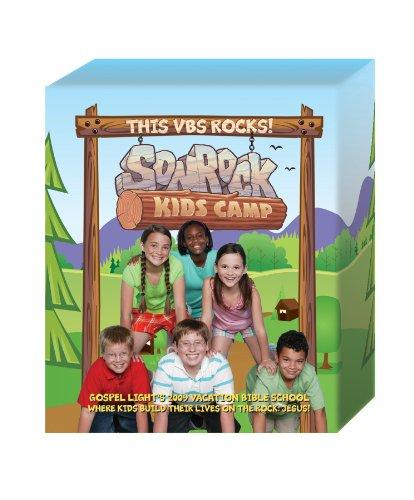 9780830747603: SonRock Starter Kit BL (SonRock Kids Camp VBS)