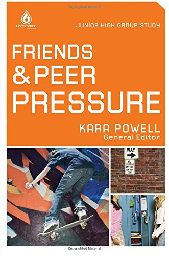 9780830747900: Friends and Peer Pressure: Junior High Group Study (Uncommon)