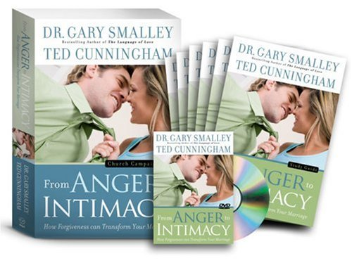 9780830748020: From Anger to Intimacy: Church Campaign Kit