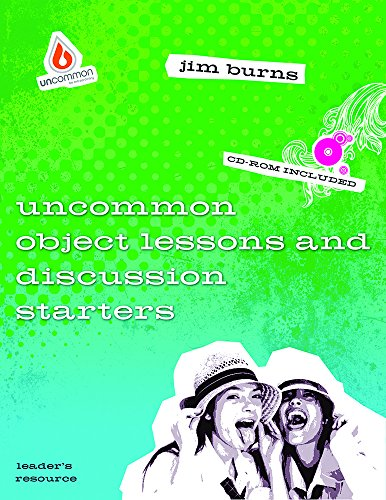 9780830750986: Uncommon Object Lessons & Discussion Starters