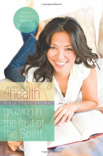 9780830751136: Growing in the Fruit of the Spirit: First Place 4 Health Bible Study (with CD)