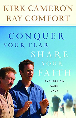 9780830751549: CONQUER YOUR FEAR SHARE YOUR FAITH