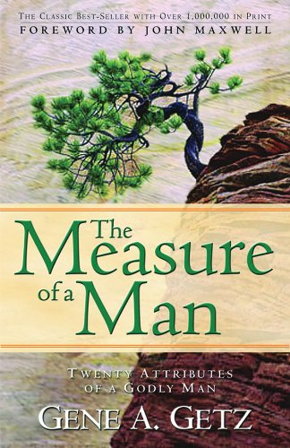 9780830752072: The Measure of a Man