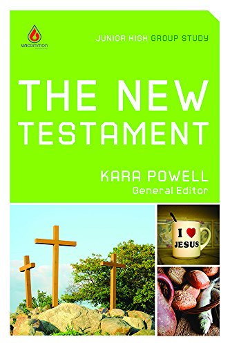 9780830755226: The New Testament (Junior High Group Study) (Uncommon)