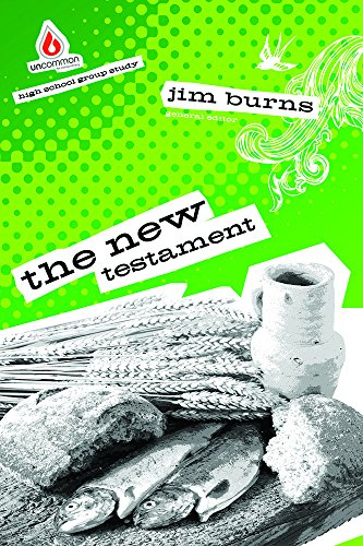 9780830755660: The New Testament (High School Group Study) (Uncommon)