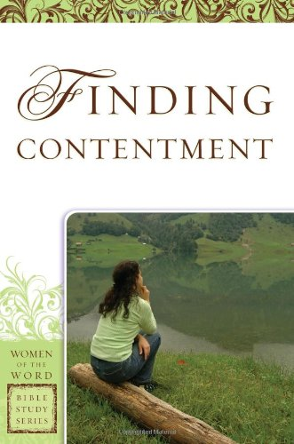 9780830755837: Finding Contentment (Women of the Word Bible Study)
