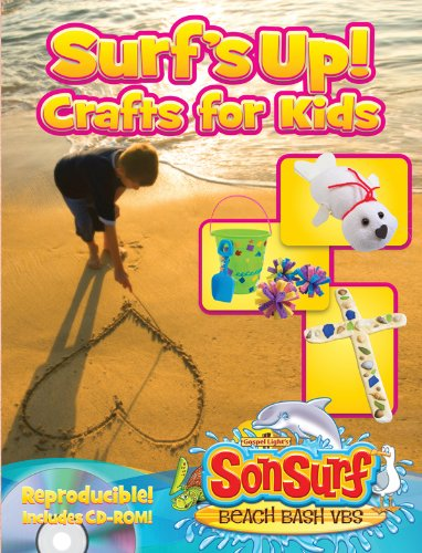 9780830756100: VBS-SonSurf-Surfs Up Crafts For Kids (Reproducible